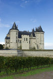 Chateau de Saumur, Loire Valley, France Stock Photos