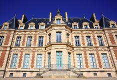 Chateau de Sceaux Στοκ Εικόνες