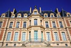 Chateau de Sceaux Stock Images