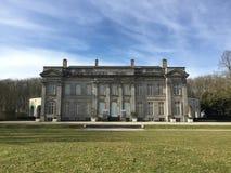 Chateau de Seneffe (比利时) 免版税图库摄影