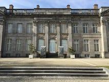 Chateau de Seneffe (Belgien) Stockfotografie