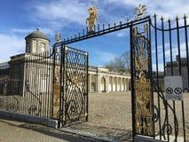 Chateau de Seneffe (Belgium) Stock Image