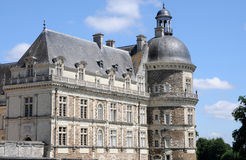 Chateau de Serrant Royalty Free Stock Photos