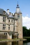 Chateau de Sully Stock Image