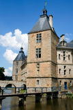 Chateau de Sully Stock Photo