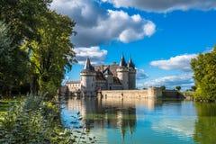Chateau de Sully-sur-Loire, France. Chateau de Sully-sur-Loire in France Royalty Free Stock Photos