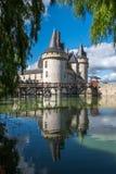Chateau de Sully-sur-Loire, France. Chateau de Sully-sur-Loire in France Royalty Free Stock Photography