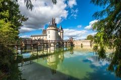 Chateau de Sully-sur-Loire, France. Chateau de Sully-sur-Loire, Loire valley, France Royalty Free Stock Photo