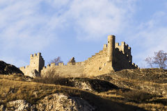 Chateau de Tourbillon Foto de archivo libre de regalías