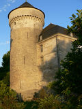 Chateau de Tours ( France ) Royalty Free Stock Image