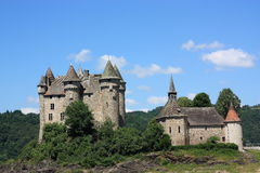 Chateau de Val Royalty Free Stock Photos