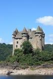 Chateau de Val Immagini Stock Libere da Diritti