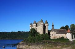 Chateau de Val Stock Photography