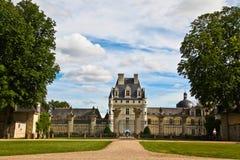 Chateau de Valencay Stock Photos