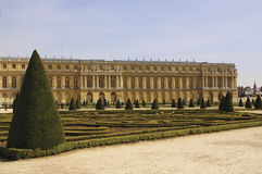 Chateau de Versailles Royalty Free Stock Images