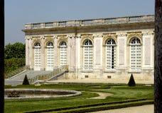 chateau de versailles arkivfoto