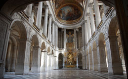 Chateau De Versailles Stock Photos