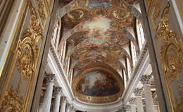 Chateau De Versailles Stock Photography
