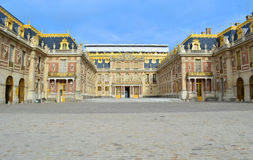 Chateau de Versailles – France stock photos