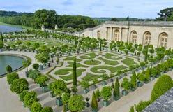 Chateau de Versailles - France Stock Image