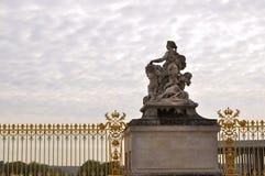 Chateau de Versailles Stock Photo