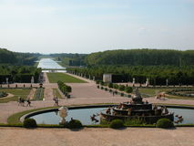 Chateau de Versailles, Paris, 2005 Stock Images
