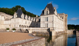 Chateau de Villandry Royalty Free Stock Photo