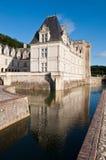 Chateau de Villandry Imagen de archivo libre de regalías