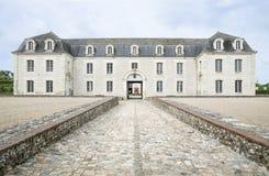 Chateau de Villandry, France Stock Images