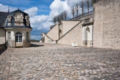 Chateau de Villandry, Loire Valley, France Stock Images