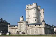 Chateau de Vincennes Stock Photography