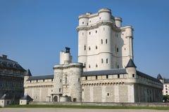 Chateau de Vincennes fotografía de archivo