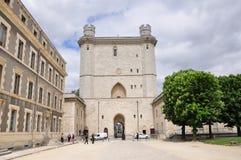 Chateau de Vincennes Royalty Free Stock Images