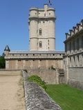Chateau de Vincennes ( France ) Stock Images