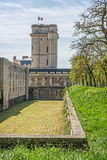 Chateau DE Vincennes in Parijs, Frankrijk Royalty-vrije Stock Afbeelding
