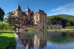 Chateau DE Vizille 02, dichtbij Grenoble, Frankrijk royalty-vrije stock afbeeldingen