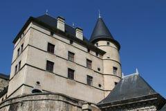 Chateau de Vizille Foto de archivo libre de regalías