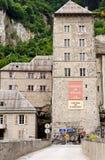 Chateau della st Maurice Immagine Stock