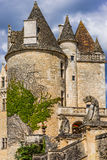 Chateau des milandes Stock Photos