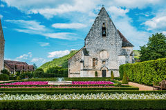 Chateau des milandes Stock Photography