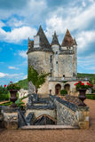 Chateau des milandes Stock Photo