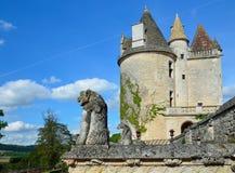 Chateau des Milandes Stock Image