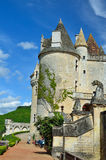 Chateau des Milandes Royalty Free Stock Photo