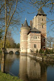 Chateau des Reaux. France Stock Photography