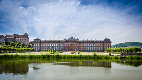 Chateau des Rohan in Saverne, France Stock Image