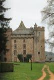 Chateau des Ternes, Cantal ( France ) Stock Photo
