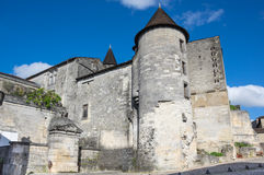 The Chateau des Valois Stock Image