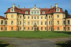 Chateau di Horin fotografia stock libera da diritti