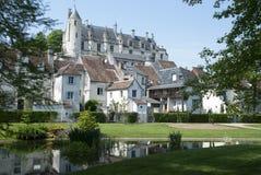 Chateau di Loches Immagine Stock Libera da Diritti
