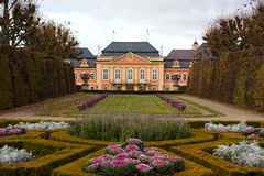 Chateau Dobris Royalty Free Stock Photography